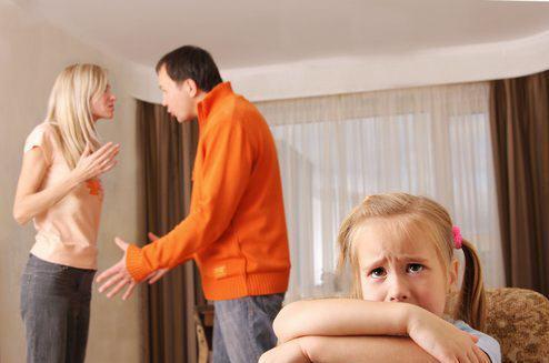 Psiholog i savetovanje roditelja - svadja
